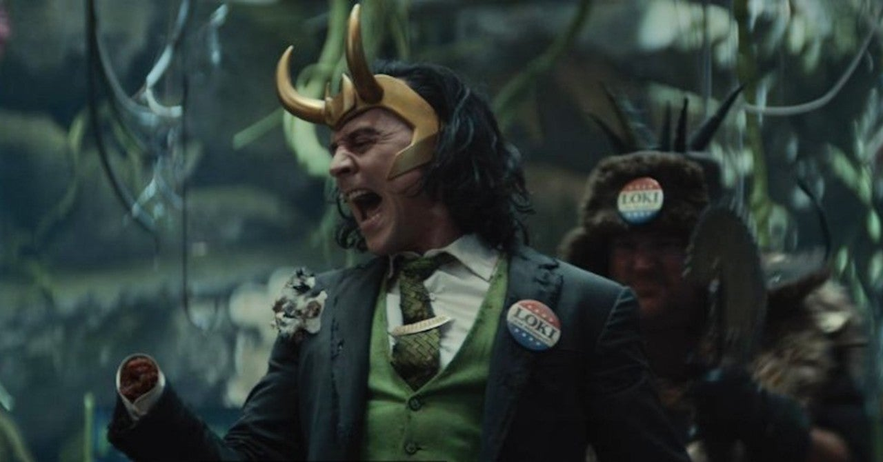 Loki Losing His Hand Has Marvel Fans Losing Their Minds