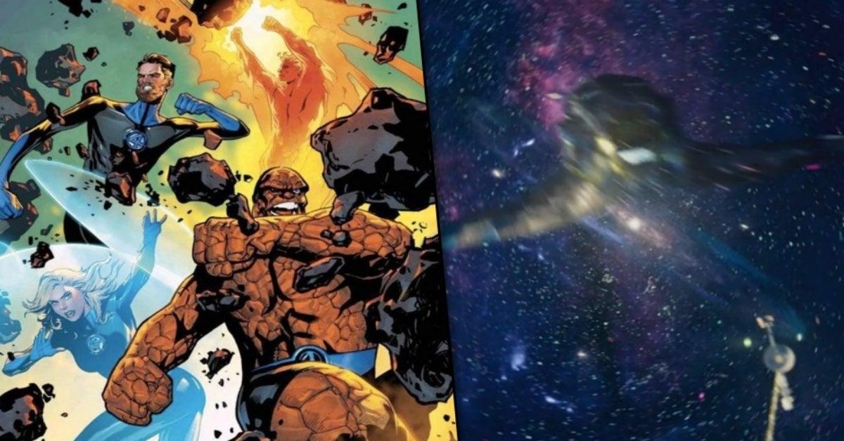 Loki finale Episode 6 Fantastic Four ship COMICBOOKCOM