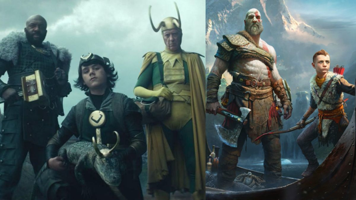 Loki God of War