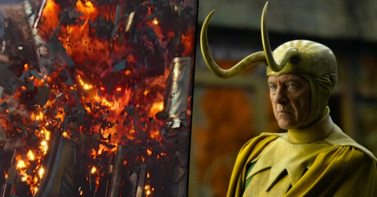 Loki Richard E Grant Classic Loki Asgard