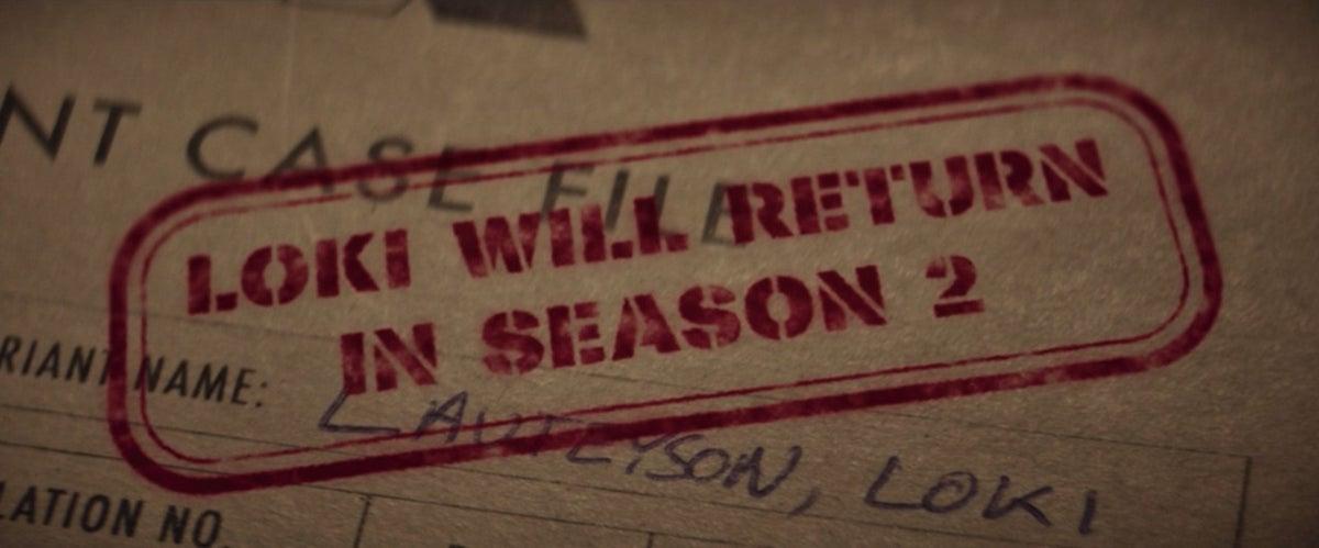 Loki Season 2 Confirmed Marvel Studios