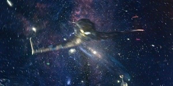 loki spaceship