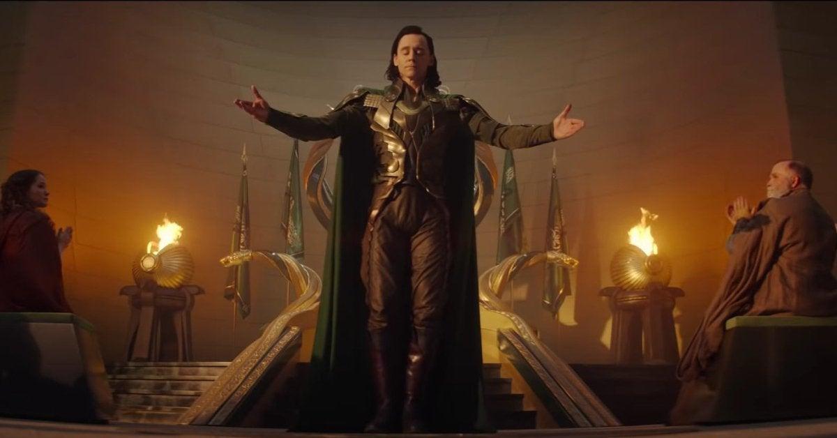 Loki Spoilers King Loki Fake Deleted Scene