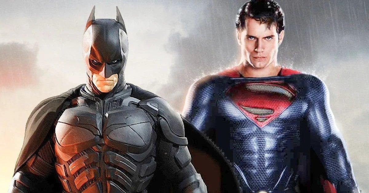 Man Steel Script Written During Dark Knight Rises Writers Block David Goyer