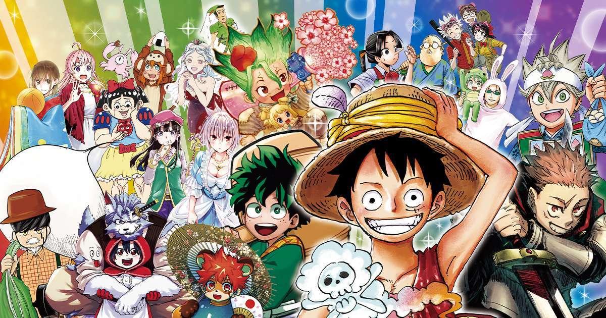 Manga North America US