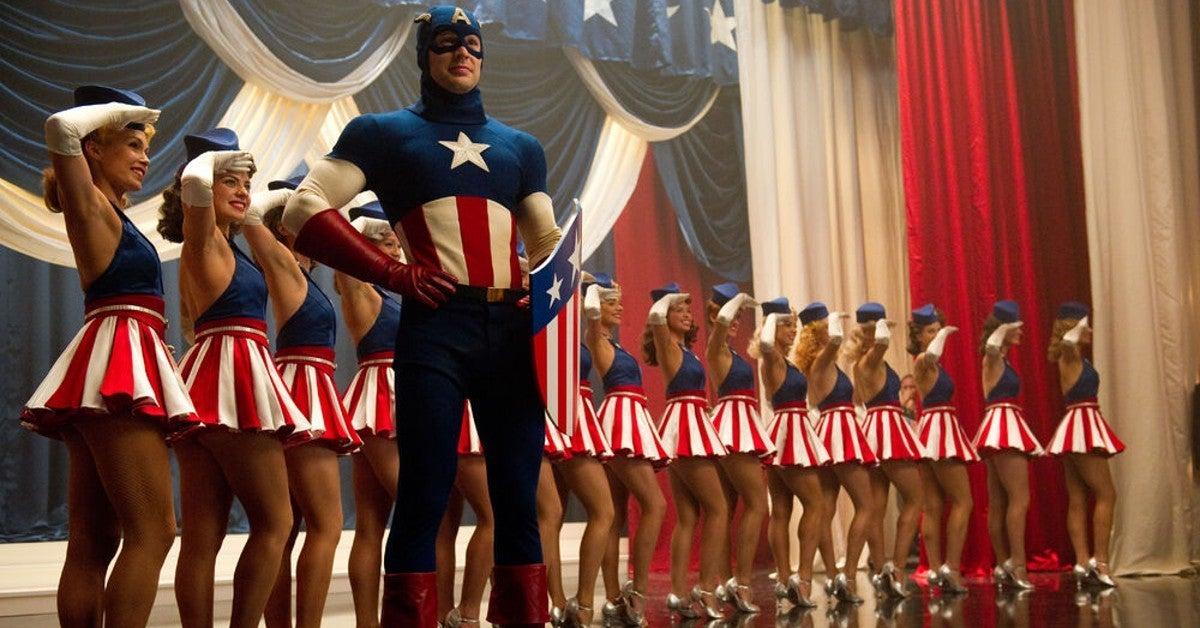 Marvel Captain America Is Steve Rogers Virgin Explained Markus McFeely