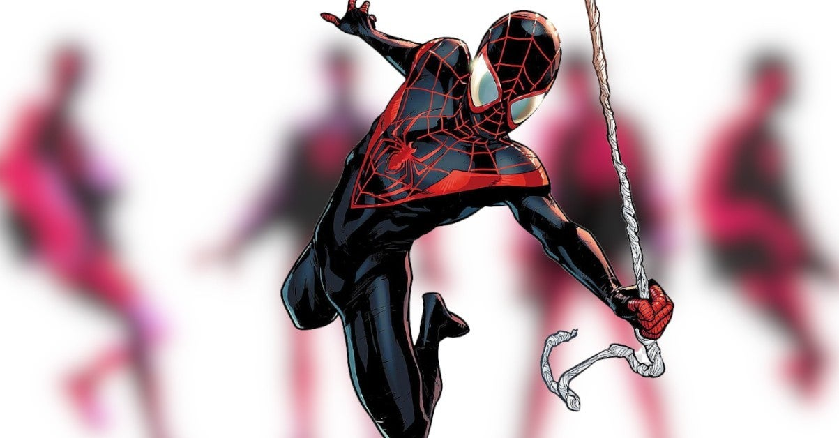 Marvel Spider Man Miles Morales New Suit Costume 10th Anniversary