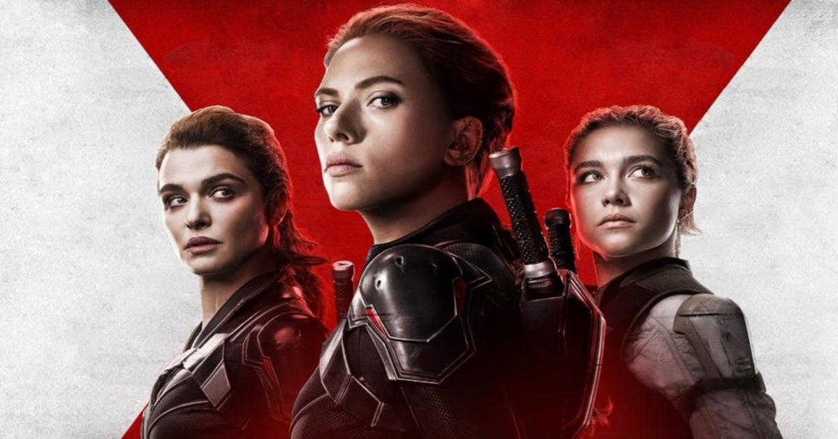 Marvel Studios Black Widow movie