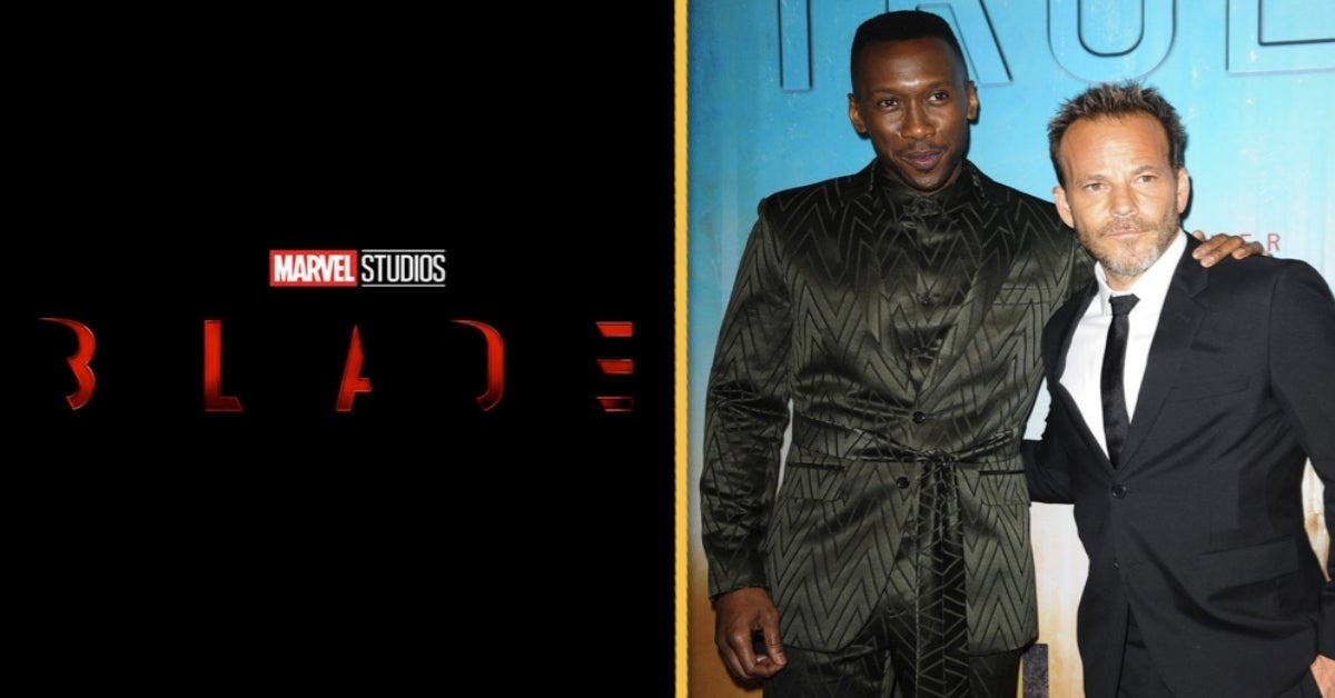 Marvel Studios Blade Mahershala Ali Stephen Dorff