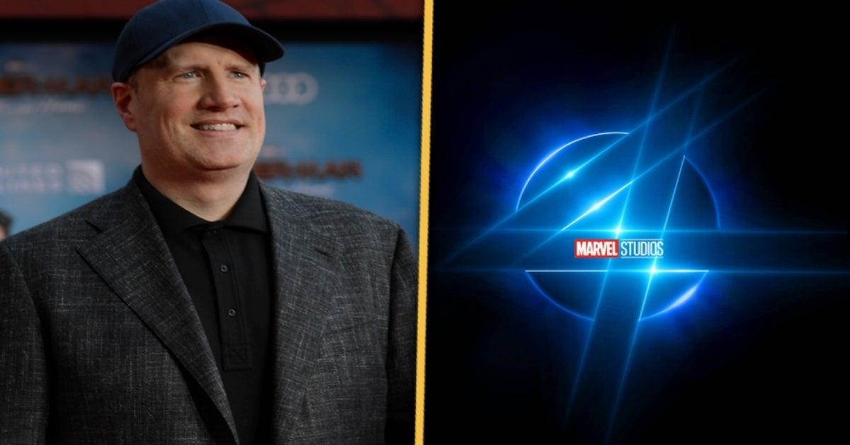 Marvel Studios Fantastic Four Kevin Feige