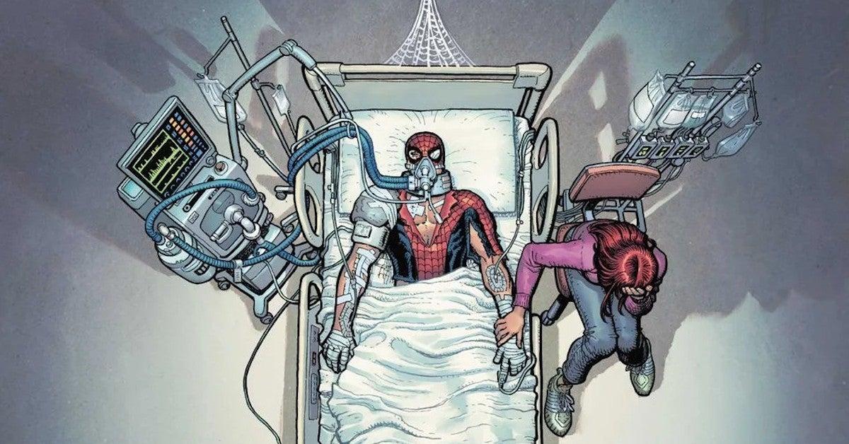 Marvel Teases Death Spider Man Peter Parker Beyond Event