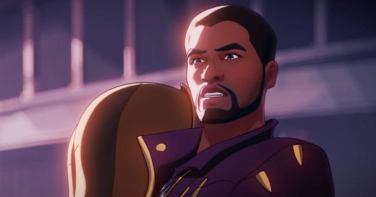 Marvel What If Trailer Chadwick Boseman Final Performance MCU Reactions