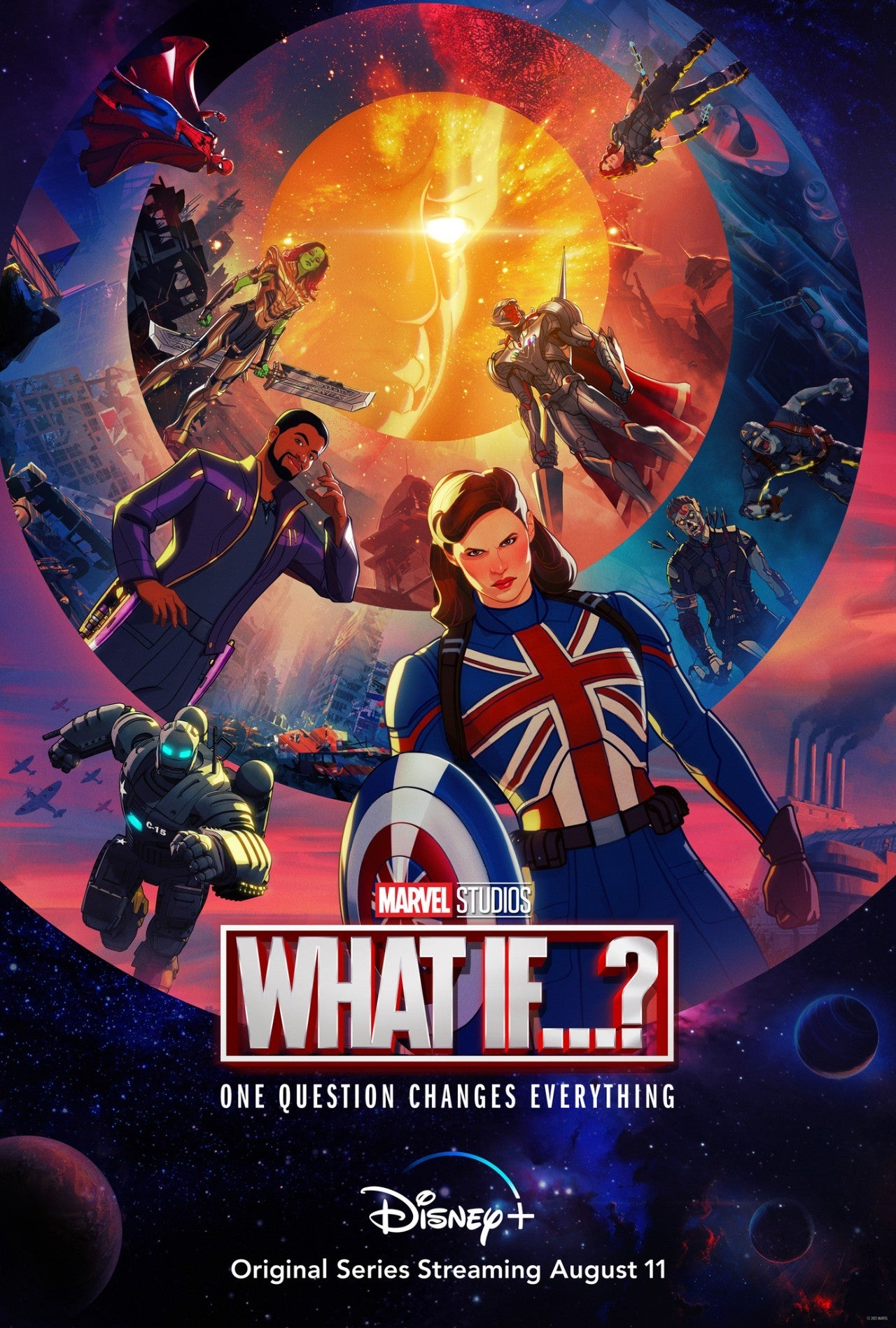 Marvel's What If..? Official Poster Released