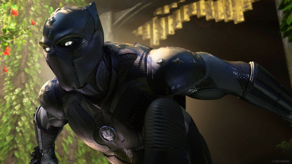 marvels avengers black panther new cropped hed
