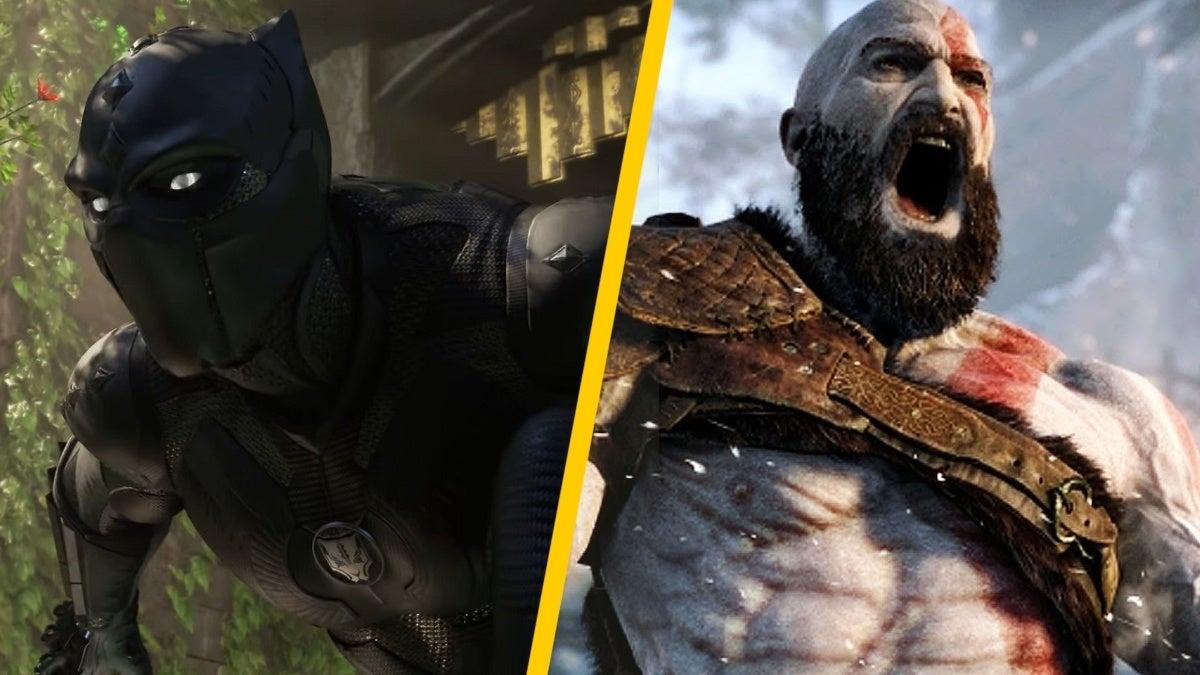 Marvels Avengers God of War Christopher Judge