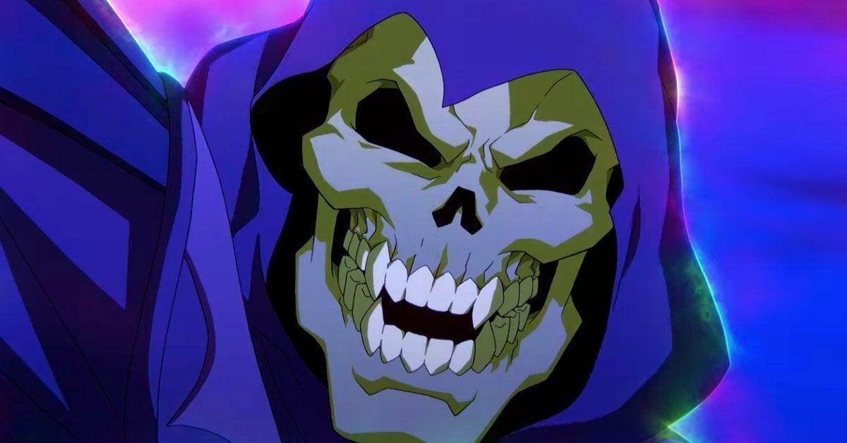 Masters of the Universe Revelation Finale Skeletor