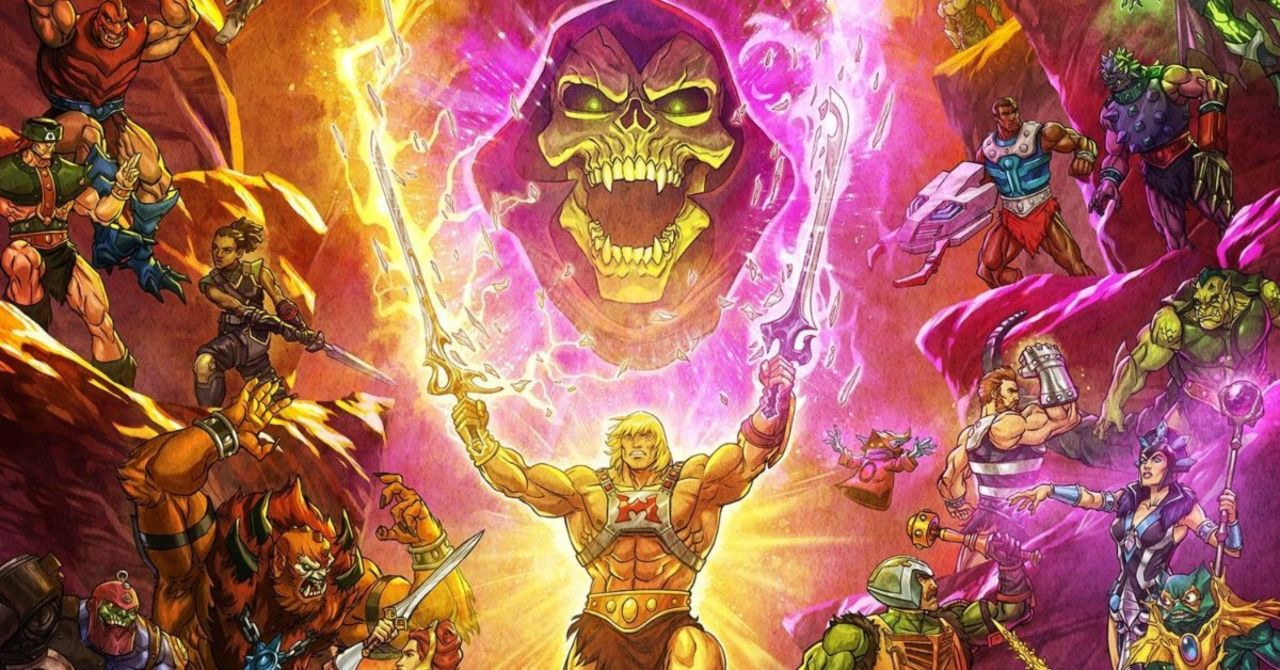 Masters of the Universe: Revelation Debuts Killer New Poster