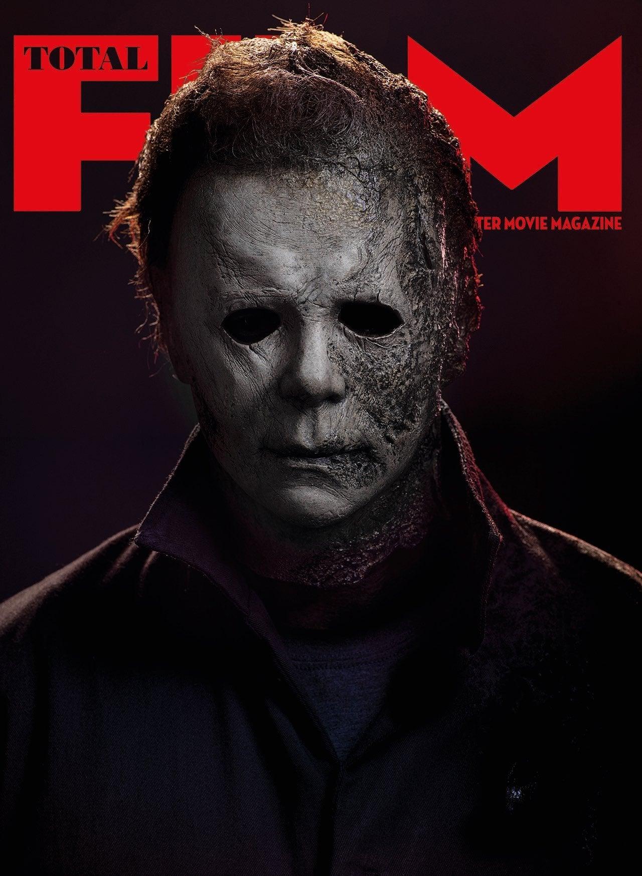 michael myers halloween kills mask total film cover 1
