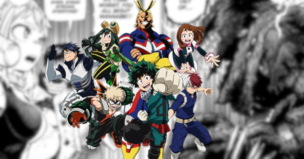 My Hero Academia 319 Spoilers Deku vs Class 1A Civil War Arc
