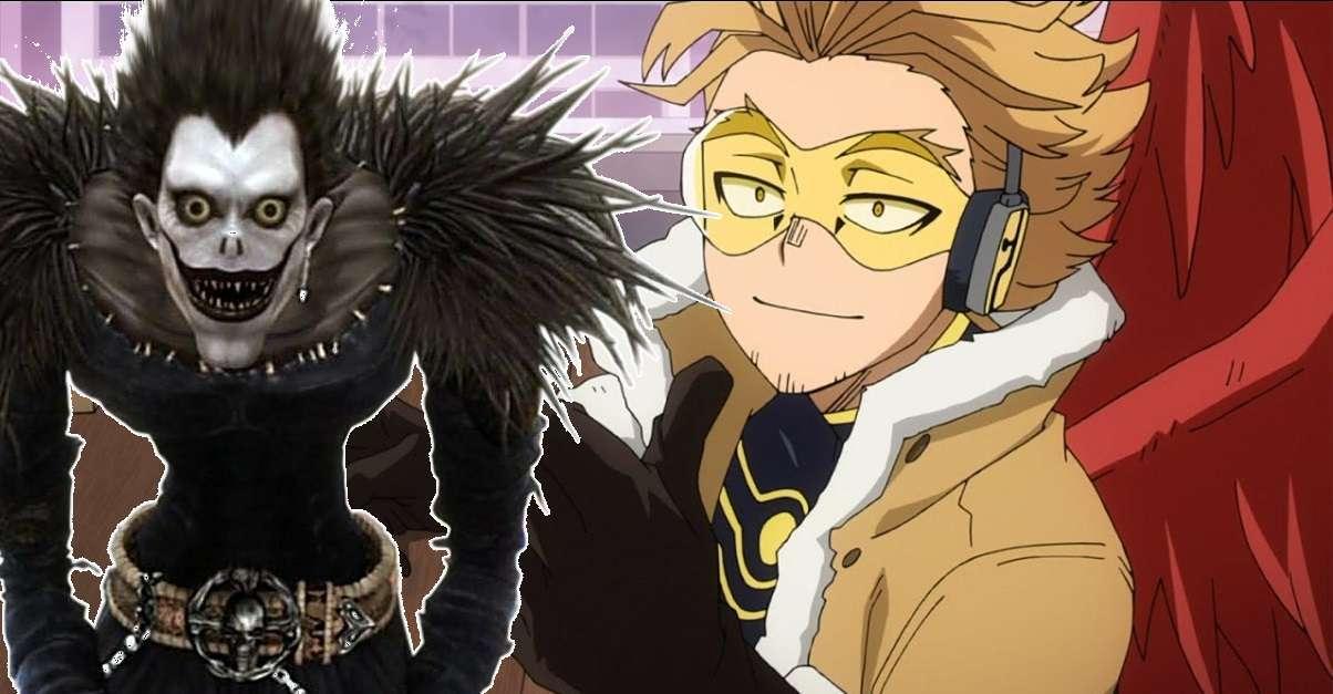 My Hero Academia Death Note