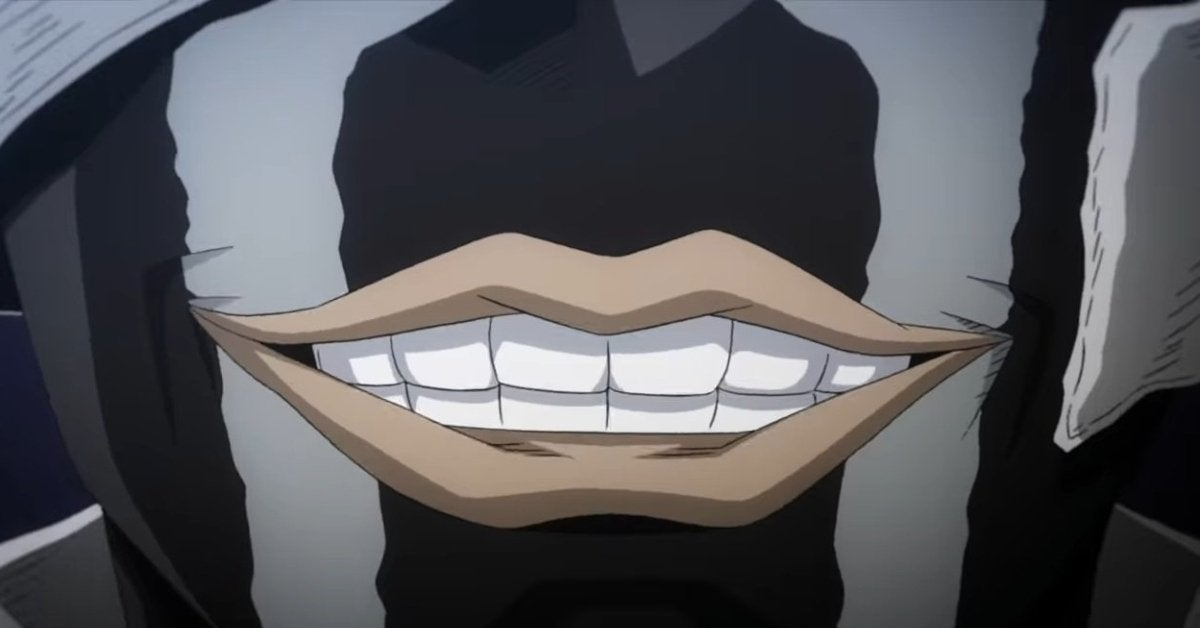 My Hero Academia Season 5 Ending Villain Anime