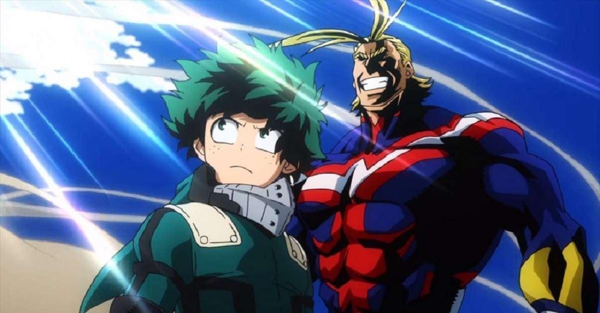 My Hero Academia Transform