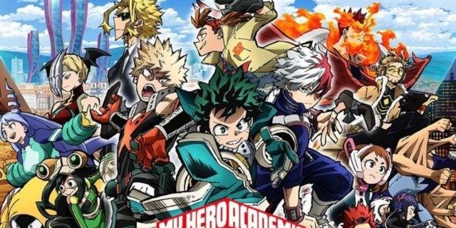 My Hero Academia THE MOVIE: World Heroes' Mission
