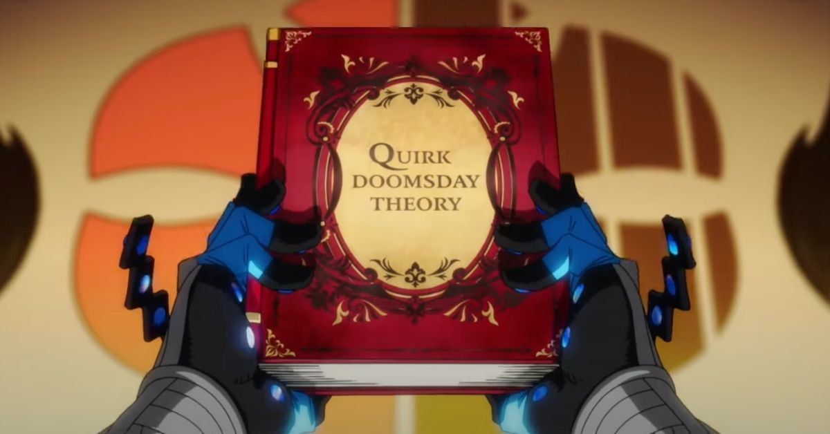 My Hero Academia World Heroes Mission Film Quirk Singularity Theory Anime Spoilers