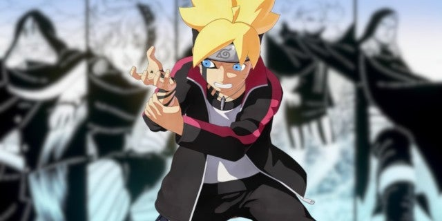Naruto Teases Kara Villain Ada Hidden Powers Boruto 60 Spoilers