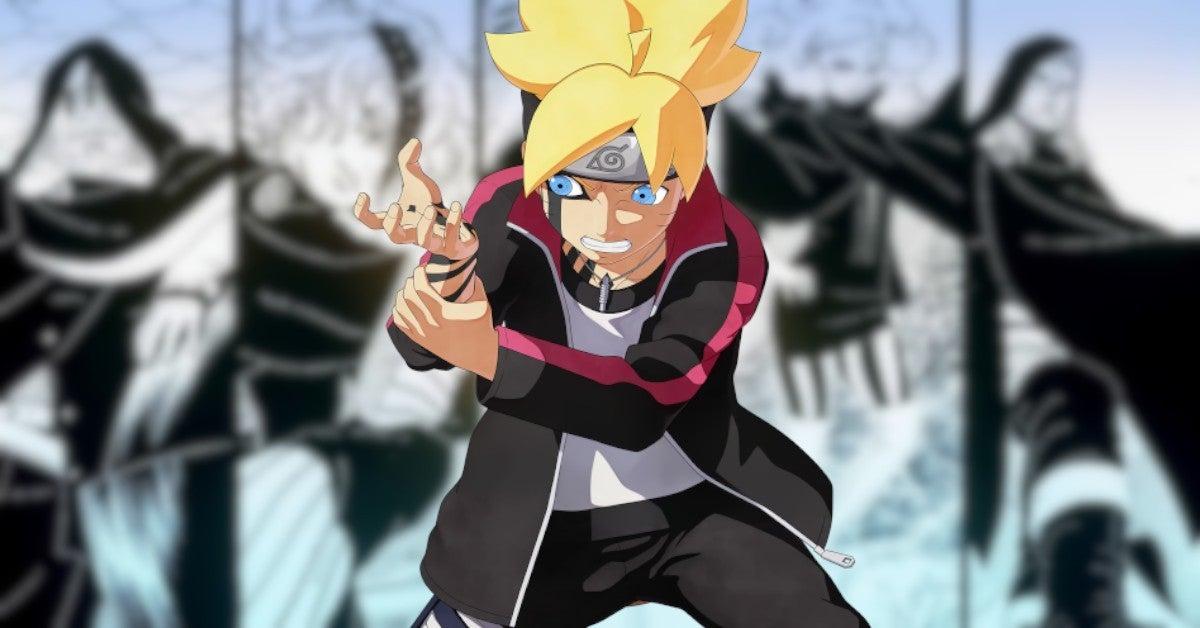 Naruto taquine Kara Villain Ada pouvoirs cachés Boruto 60 Spoilers