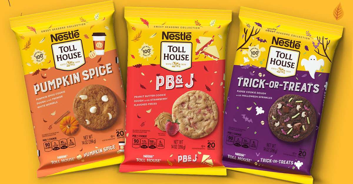 nestle toll house fall