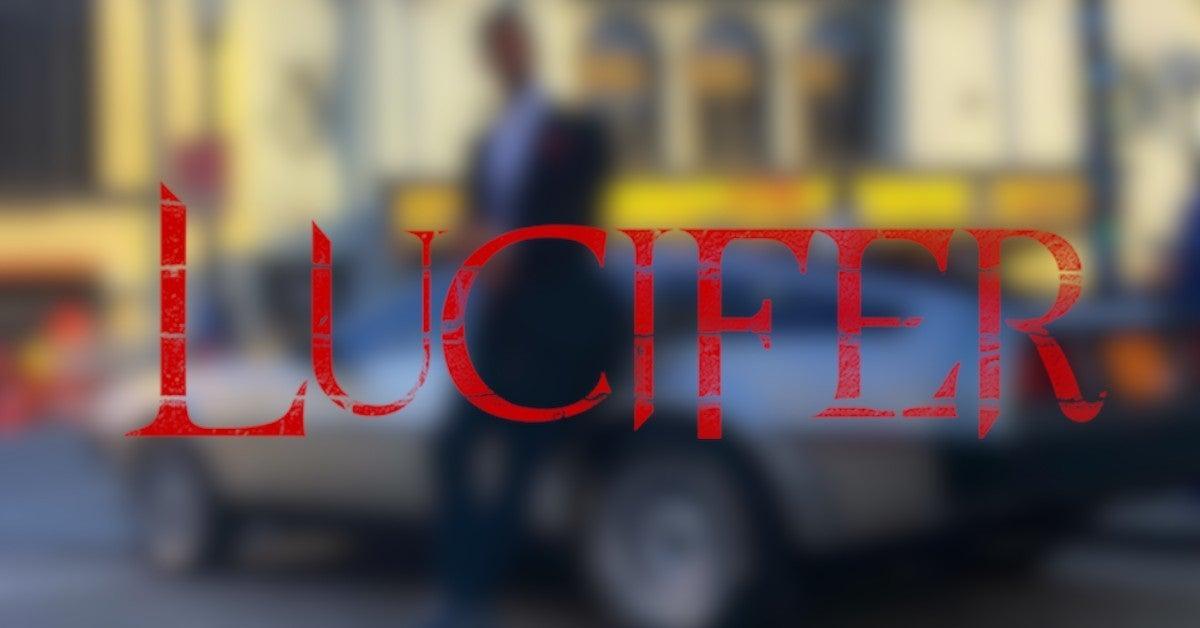 Netflix Lucifer Season 6 First Look Tom Ellis