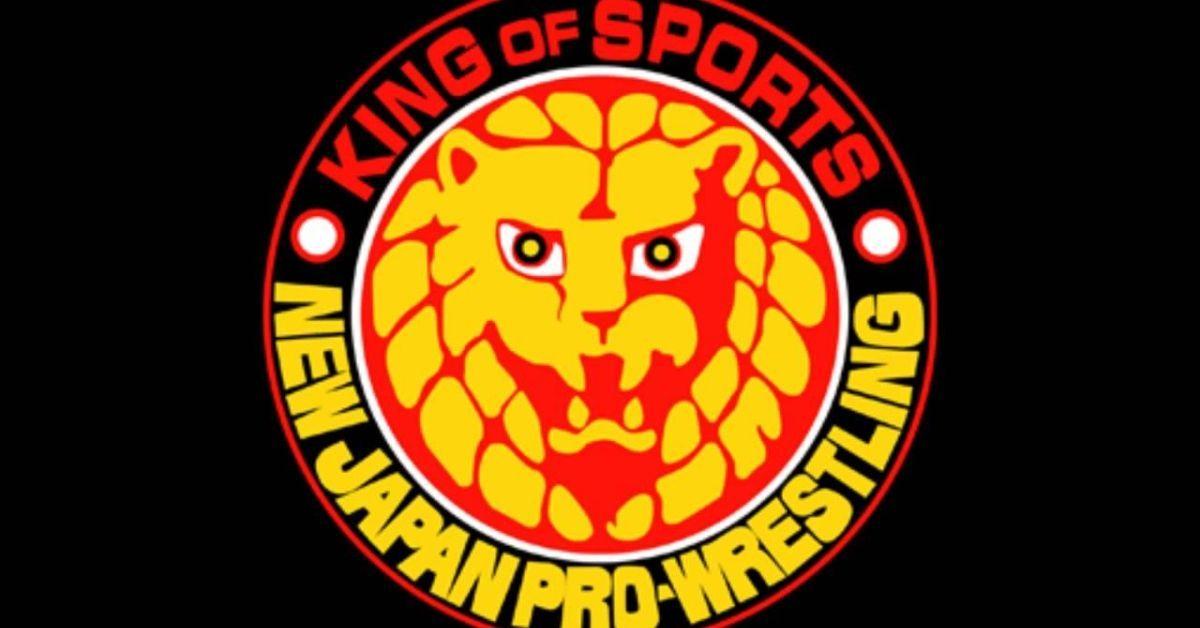 New Japan Pro Wrestling NJPW Logo