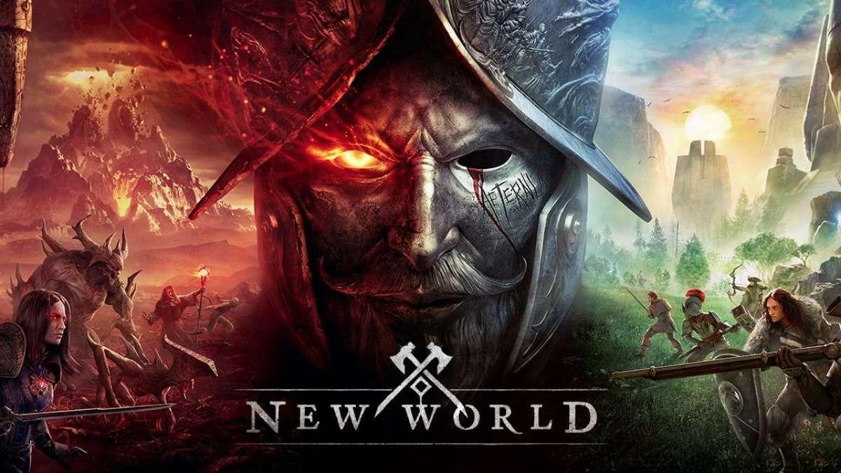 New World header