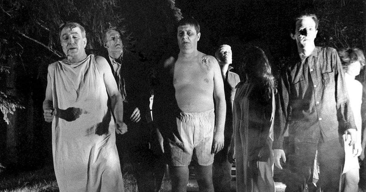night of the living dead animated reboot