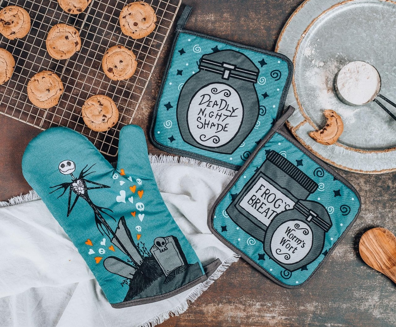 The Nightmare Before Christmas Getting New Kitchenware Exclusives From Toynk Toys