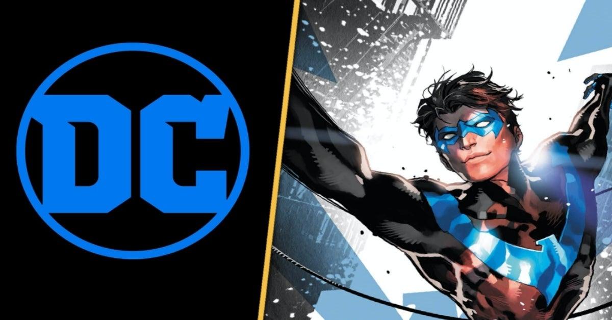 Nightwing DC Comics comicbookcom