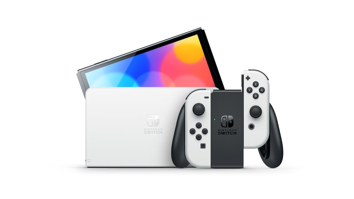 nintendo switch oled model clean new cropped hed