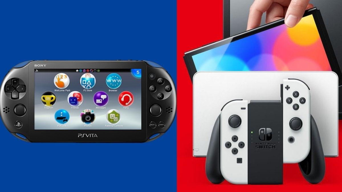Nintendo Switch Vita