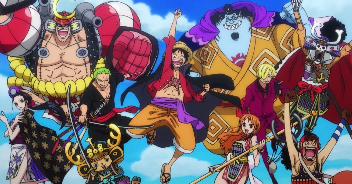 One Piece Anime Opening Update New Straw Hats Jimbei