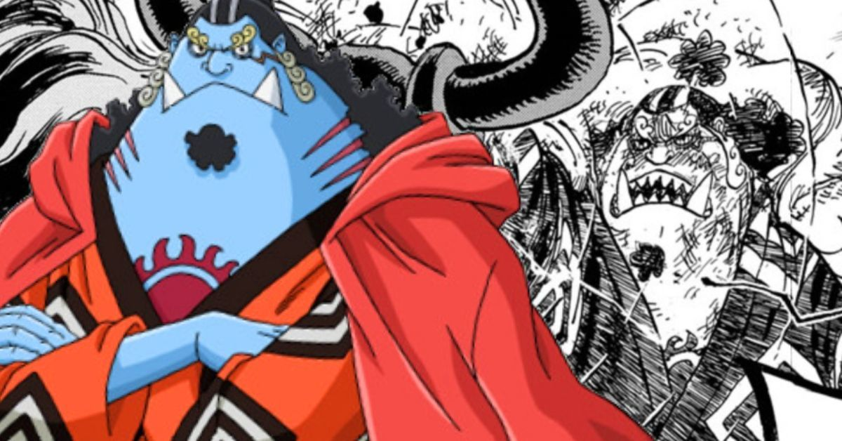 One Piece Jinbe Best Wano Moment Whos Who Fight Manga Spoilers