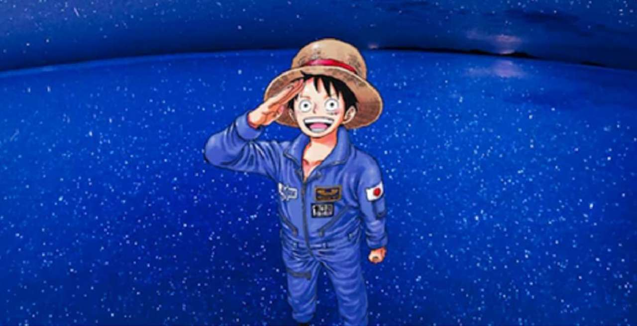 One Piece Is Headed Into Outer Space