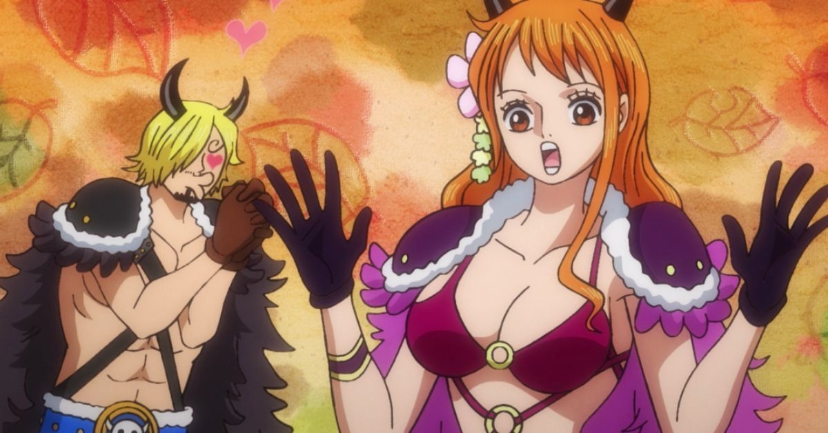 One Piece Straw Hats Villain Makeover Beasts Pirates Disguise Kinemon Anime