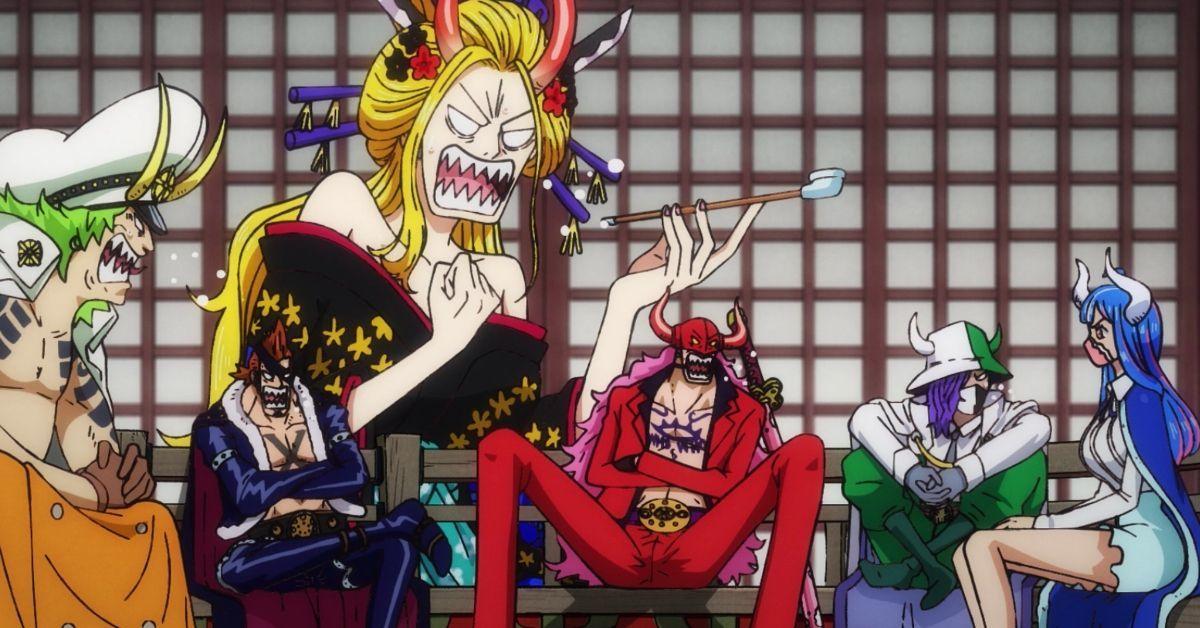 One Piece Tobi Roppo Anime