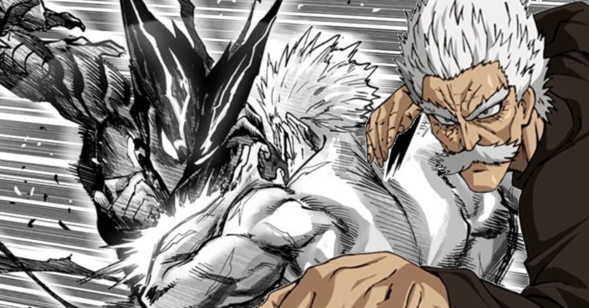 One-Punch Man Bang Garou Fight Silver Fang Manga Spoilers