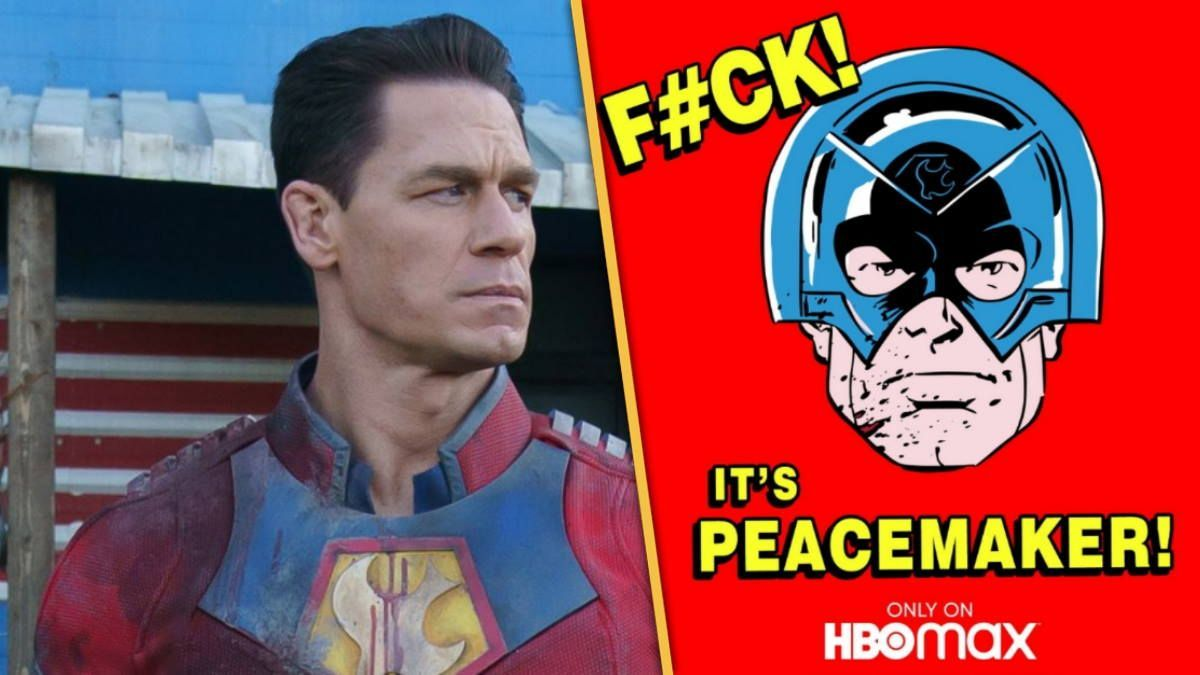 Peacemaker Series John Cena First Look HBO Max