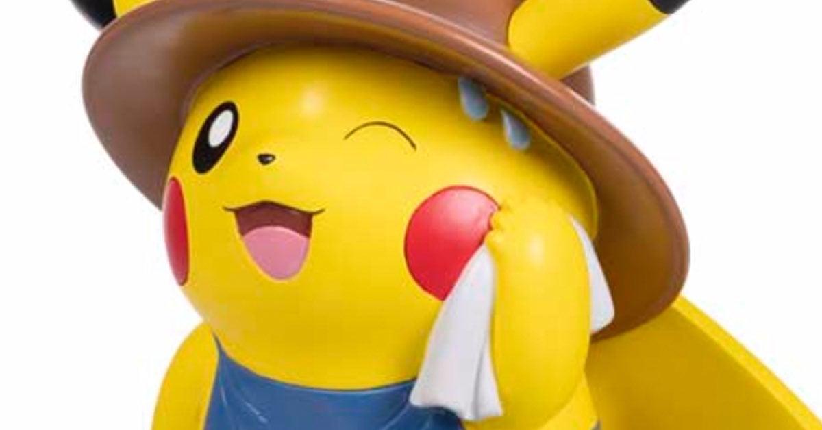 jardin pikachu