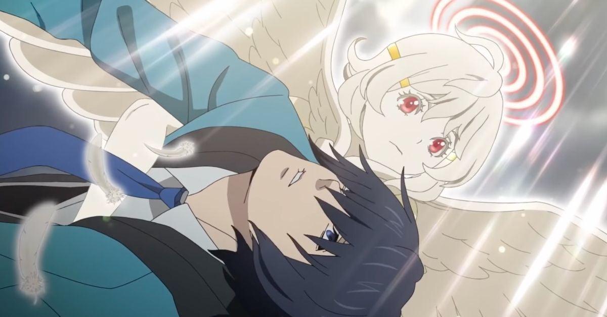 Platinum End Death Note Creators New Anime