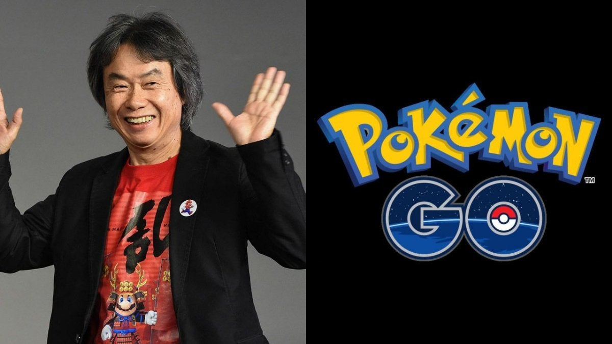 Pokemon Go Miyamoto