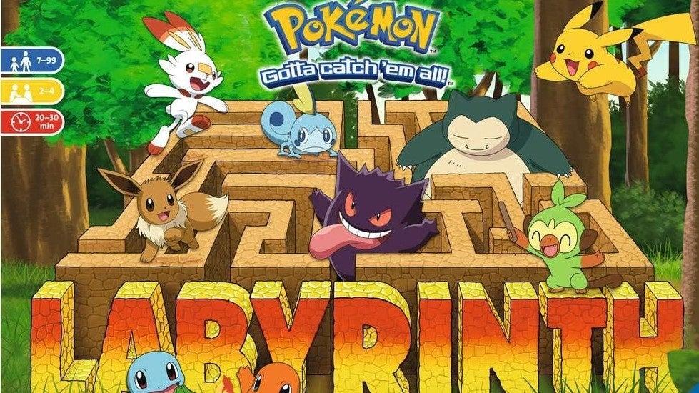 pokemon labyrinth